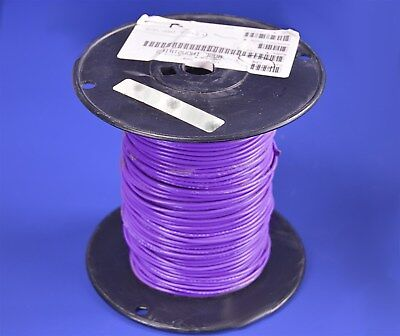 400 Buse Industries Violet 14 Gauge Awg Electrical Wire Ul1180