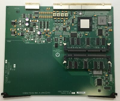 Siemens Sonoline Antares Ultrasound 7306041 Video Interface Board