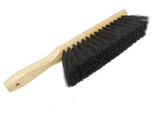 Wooden Horsehair Bristle Duster Brush //241220