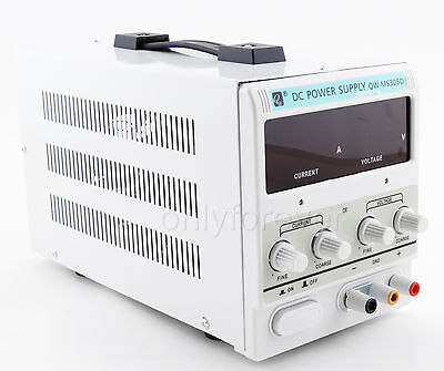 Labornetzgerät Netzgerät Trafo Labornetzteil Netzteil Regelbar 0-5A 0-30V DC