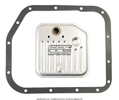 A500 40RH 42RH 42RE 44RE Transmission Filter Kit Pan Gasket 98-04 Grand Cherokee for sale  Miami