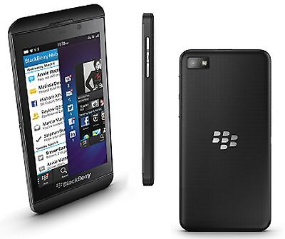 BlackBerry Z10 16GB Black(Verizon)Unlocked GSM 4G LTE Smartphone New other