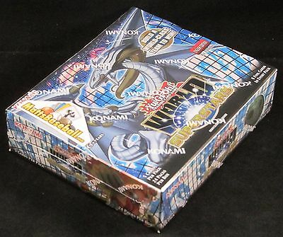 YuGiOh World Superstars 1st Edition Sealed Box (5 Cards/Pack, 24 Packs/Box)