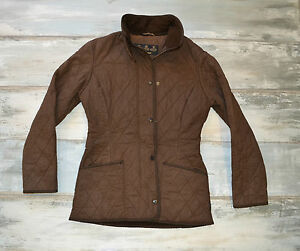brown womans jacket BARBOUR size UK 8/ EURO 34 - <span itemprop='availableAtOrFrom'>kolbuszowa, Polska</span> - brown womans jacket BARBOUR size UK 8/ EURO 34 - kolbuszowa, Polska