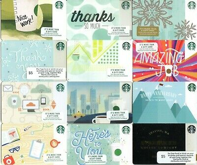 29  STARBUCKS CORPORATE  GIFT CARDS  Salubrity- FINANCE TECH NOT SOLD  IN STORES