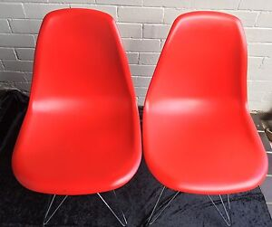 Eames Style Chairs Crows Nest North Sydney Area Preview