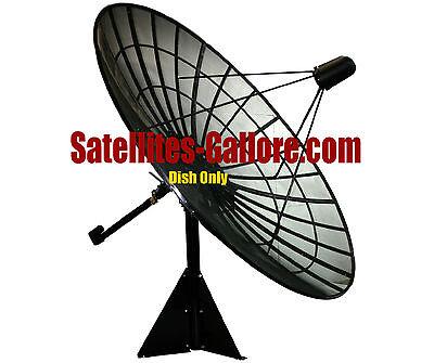 300cm (10ft) C/Ku-Band Prime Focus Mesh Satellite Dish for sale  Canada