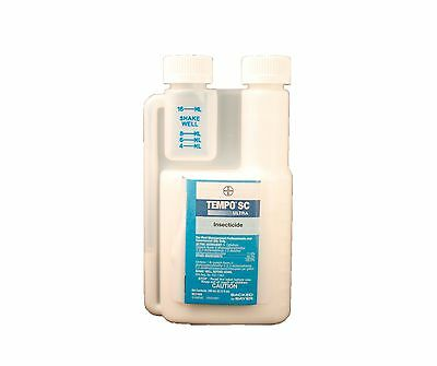 TEMPO SC Pest Control Insecticide 8oz makes 30 Gal