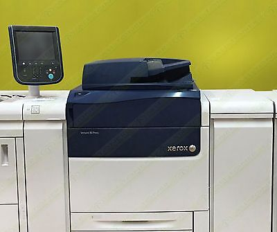 Xerox Versant 80 Digital Press Color Production Printer Copier Scanner 80ppm
