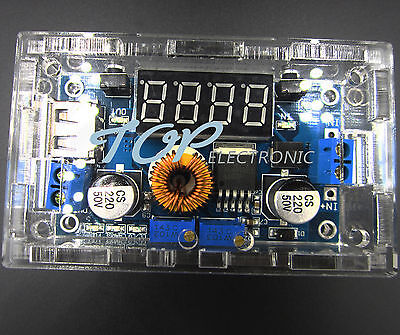 Voltmeter M39 5A LED Drive Lithium charger Step down 5A Power Supply Module