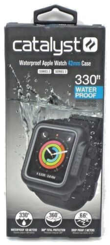 Catalyst Waterproof Case For Apple Watch 42mm/44mm Series 2 Series 3 🌊