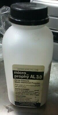 Danville Materials Micro Prophy Al 3.0 Pit And Fissure Stain Removal Powder