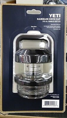 YETI RAMBLER CHUG CAP  - Fits all Rambler Bottles - BRAND NEW