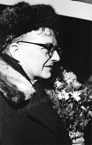 Shostakovich, Dmitri - Signed Photograph 1965