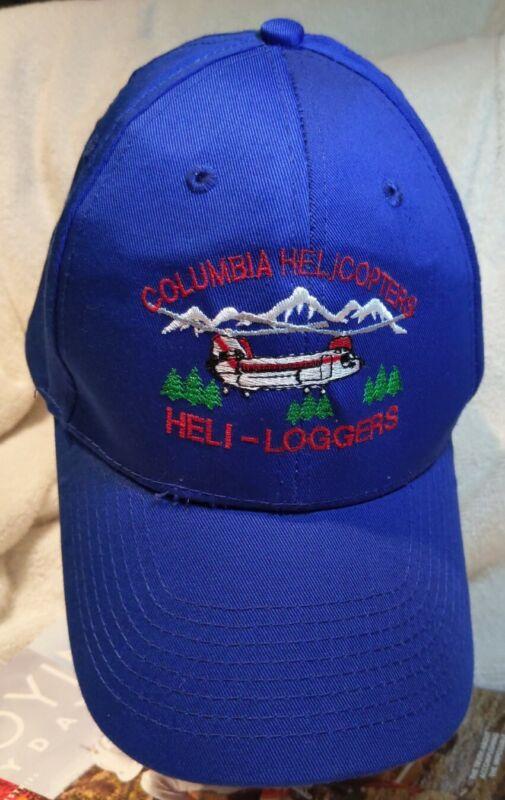 Columbia Helicopters Heli-Loggers Snapback Hat