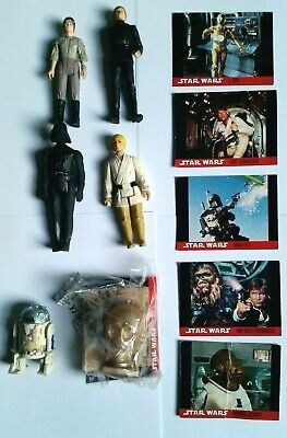 star wars topps cards 1995