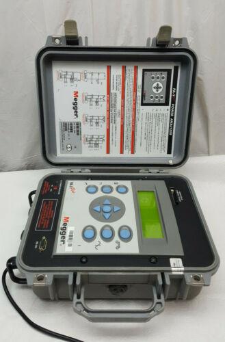 Megger PA-9 Plus Portable Power Quality Analyzer