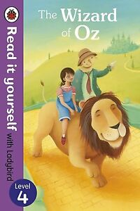 The Wizard of Oz - Read it Yourself with Ladybird: Level 4 by Penguin Books Ltd