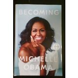 BECOMING by Michele Obama HARDCOVER