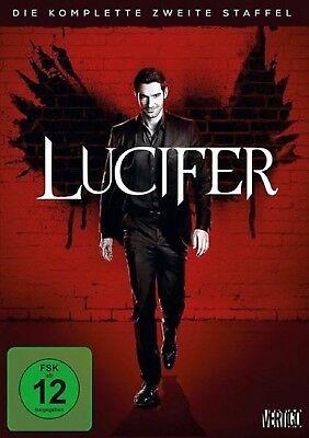 Lucifer Staffel 2 NEU OVP 3 DVDs