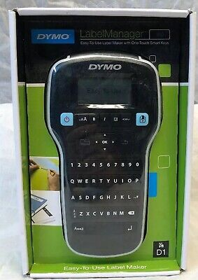 DYMO LabelManager 160 Handheld Electronic Label Maker