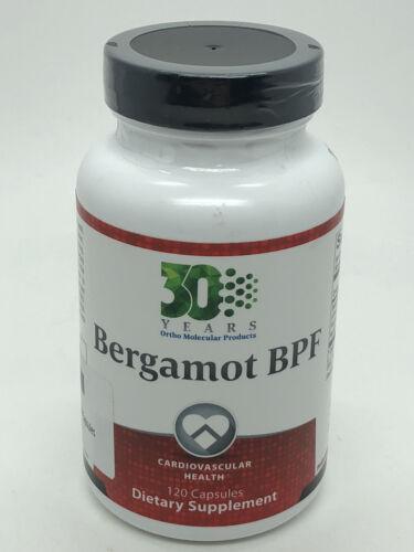 Ortho Molecular Bergamot BPF 60 caps