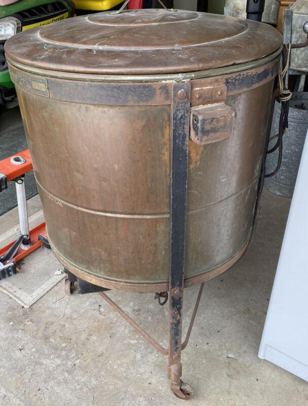 1912 EASY WASHING MACHINE, Model M Built In Syracuse, NY !! Awesome!!