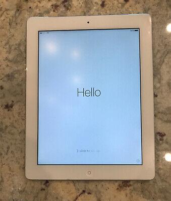 Apple iPad 3rd Gen. 64GB, Wi-Fi, 9.7in - White