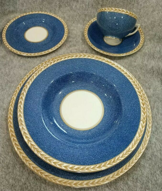 Crown Ducal Discontinued Place Settings #5073