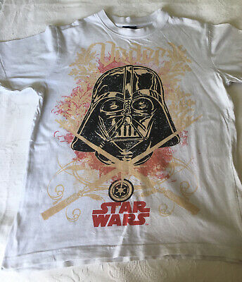 Boys/girls Star Wars T Shirt Age 9/10 Years