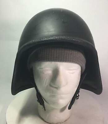 Super Seer Old Riot Police Helmet Without Face Shield 014 Size Medium