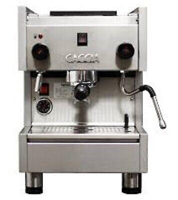 Gaggia Ts Automatic Espresso Machine Silver 120v 150 Free Pods 6-espresso Cup