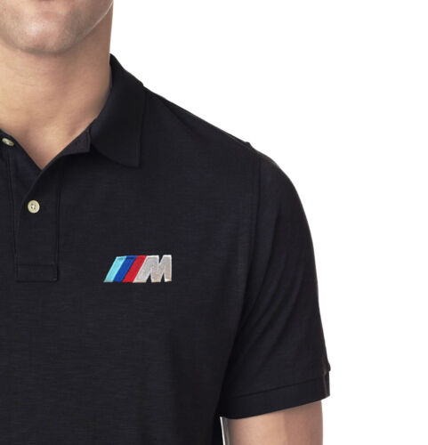 BMW M-SPORT Gifts Performance Motorsport Embroidered Polo Shirt.