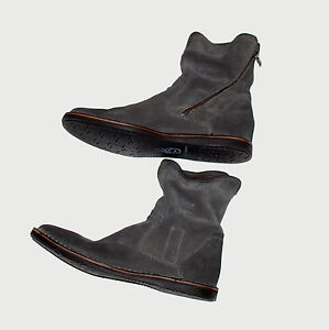 JOHN-VARVATOS-BARRETT-SUEDE-SLOUCH-ANKLE-ZIPPER-BOOTS-LEAD-GREY