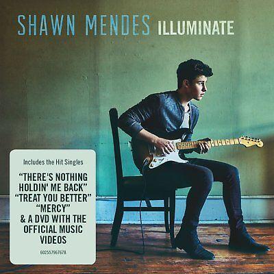 New   Shawn Mendes  Illuminate  13 Tracks   Bonus Tracks  Brand New
