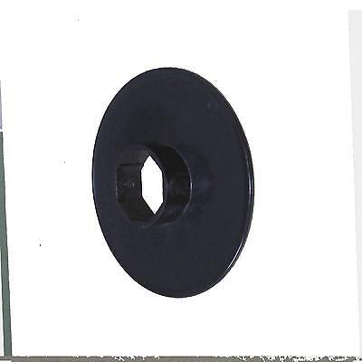 10 Mini Arretierscheibe Begrenzungsscheib Ø 135 mm 40mm 8-Kant SW40, Rolladen