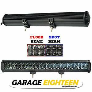 "22"" Inch 240w OSRAM 4D LED Light Bar FREE WIRING KIT!! Holden Hill Tea Tree Gully Area Preview"