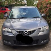 Mazda 3 Neo 2007 repairable write-off Griffith South Canberra Preview