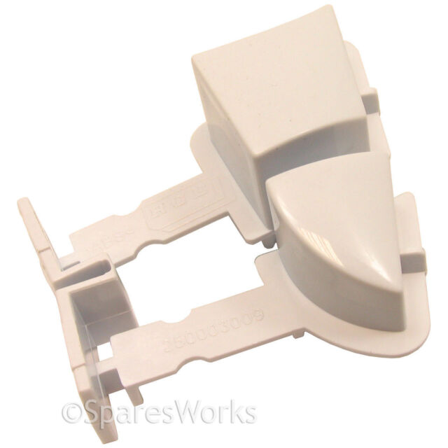 Hotpoint CTD40P VTD60P Tumble Dryer White On Off Plastic Button Switch Cover