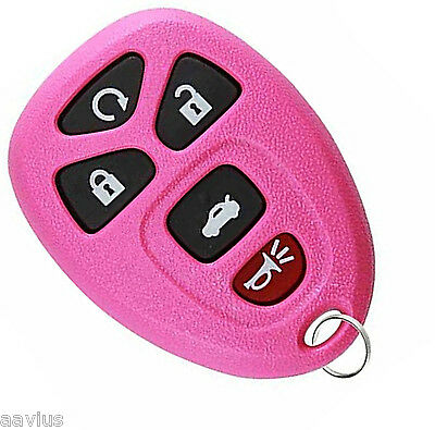 Best Replacement Keyless Entry Remote Start KeyFob Alarm Transmitter for GM