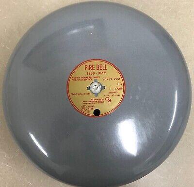 Edwards 323d-10aw Fire Bell