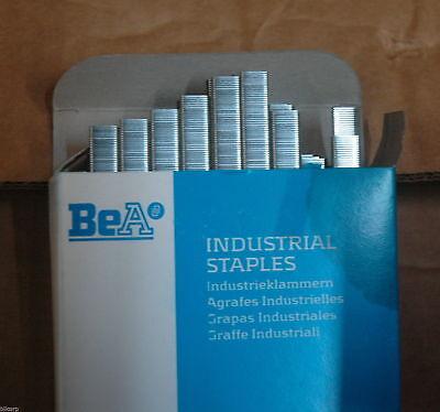 Bea 726 14 72 Series Staples. 22 Gauge 12 Crown. For Duo-fast 30 Series
