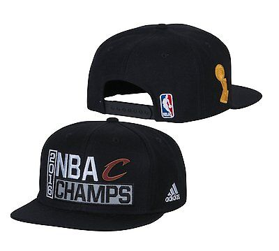Cleveland Cavaliers Adidas 2016 Nba Champions Locker Room Snapback Hat