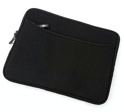 """33,8 cm (13,3"""") Neopren Notebook Tasche schwarz für Apple MacBook Pro"""