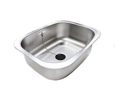 Silicook Stainless Steel Basin Dishpan Dish Washing Bowl Bucket Basket (Hole)