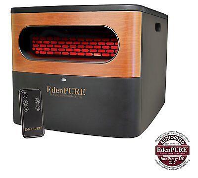 NEW 2016 EdenPURE GEN 2 1000  Infrared Heater 5000 BTU