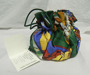 Nordic House Designs Nyc Jewelry Pouch Golf Design Ebay