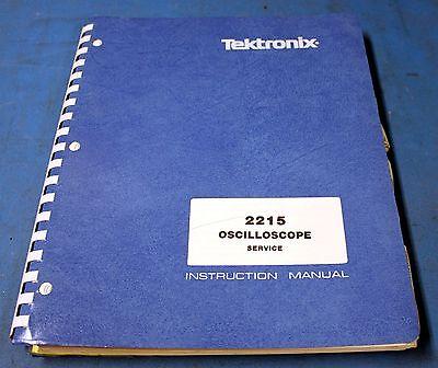 Tektronix 2230 Operator Manual