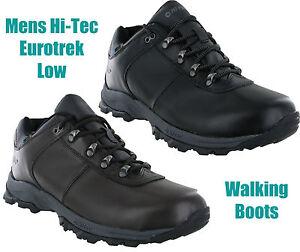 Hi Tec Men S Eurotrek Shoe
