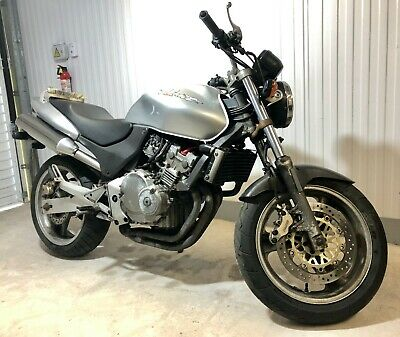 RARE Honda Hornet 250 1998, Grey Import 36k For Restoration Full size Bike.!